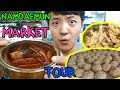 Download Youtube: Street Food Tour of LARGEST TRADITIONAL Market in Korea: Namdaemun Market