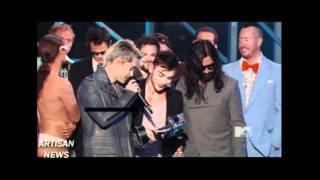 LADY GAGA, KANYE SWIFT, BIEBER TAKE CENTER STAGE AT 2010 MTV VMAs