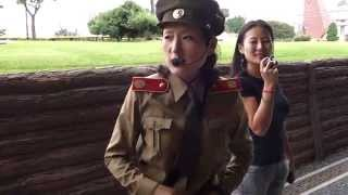 A Friend Gets in Trouble with Our Military Tour Guide in North Korea