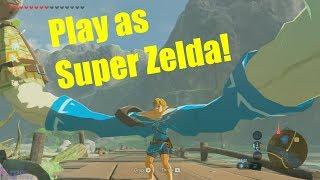 Zelda's Secret Cheat Code