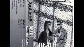 RETALLIATION (usa) ´´death from the inside´´ prison demo 1995