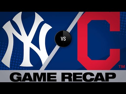 6/9/19: Hicks laces go-ahead double in Yanks' 7-6 win