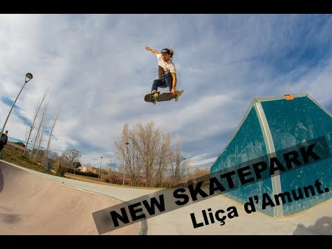 Skatepark review, Lliça d'Amunt !!