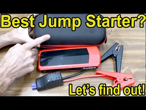 Which Car Jump Starter Is Best? Let's find out!