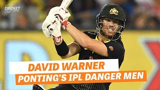 'He'll lead from the front' | Ricky Ponting's IPL Danger Men 2020