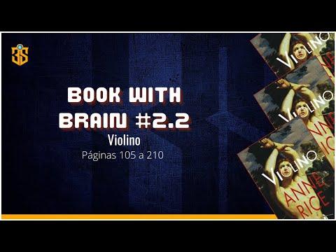 Book with Brain #2.2 - Violino - 105 a 210 pág.
