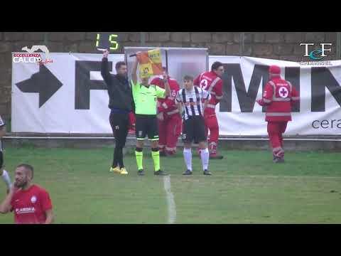 immagine di anteprima del video: CALCIO FLAMINIA TRESTINA