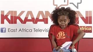 Cheki jinsi Dorah alivyomchamba Mtangazaji LIVE kwenye #Kikaangoni