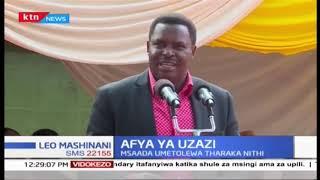 Huduma ya afya ya uzazi kaunti ya Tarakanithi yatarajiwa kuimara kutokana  na  usaidizi wa Safaricom