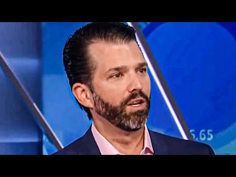 Trump Jr. Sneaks In With One Final Grift