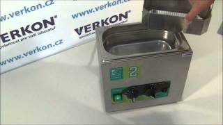 Ultrazvuková čistička Kraintek K-2LM