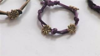 How To Create Leather Bracelets