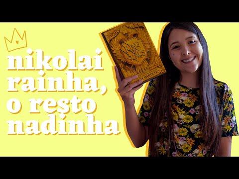 RESENHA: KING OF SCARS - Escritora Whovian