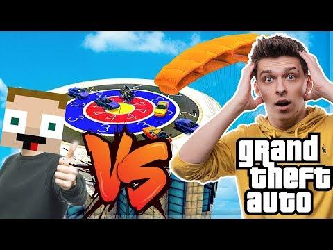 KDO VYHRAJE [MenT VS GEJMR] | GTA Overtime Rumble