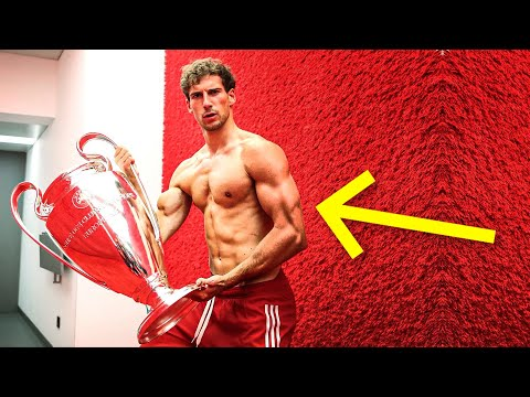 How to build a perfect body for football!