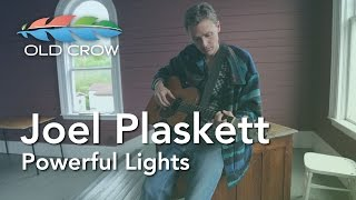 Joel Plaskett - Powerful Lights (Old Crow Magazine)