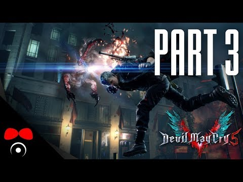 PEKELNÝ JEZDEC! | Devil May Cry 5 #3