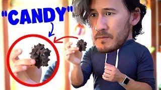 Markiplier Tries: KOREAN CANDY