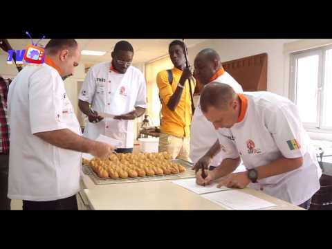 Concours National du meilleur boulanger du Sénégal 2017