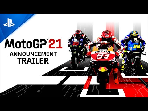 MotoGP 21 Headed to PS5 and PS4 in April With New Features and Customization Options