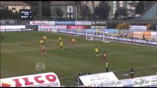preview picture of video 'Grosseto - Padova 1-1 highlights 24^ Giornata Campionato Serie Bwin 2012/13'