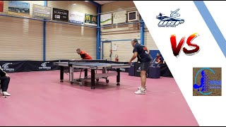 FERRIERE US 2 vs ROYAN SAINT SULPICE 1 | NATIONALE 3 | TENNIS DE TABLE | HIGHLIGHTS