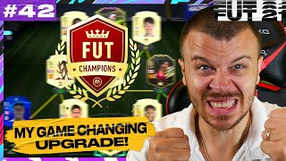 FIFA 21 THIS GAME CHANGING UPGRADE TRANSFORMED MY CARD INTO A GOAL SCORING MACHINE in FUT CHAMPIONS!