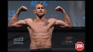 Dan Hardy: Alex Gustafsson Should Take A Fight At Heavyweight