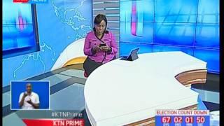 Kenyans react to President Uhuru Kenyatta's refusal to allow Raila Odinga address Kenyans