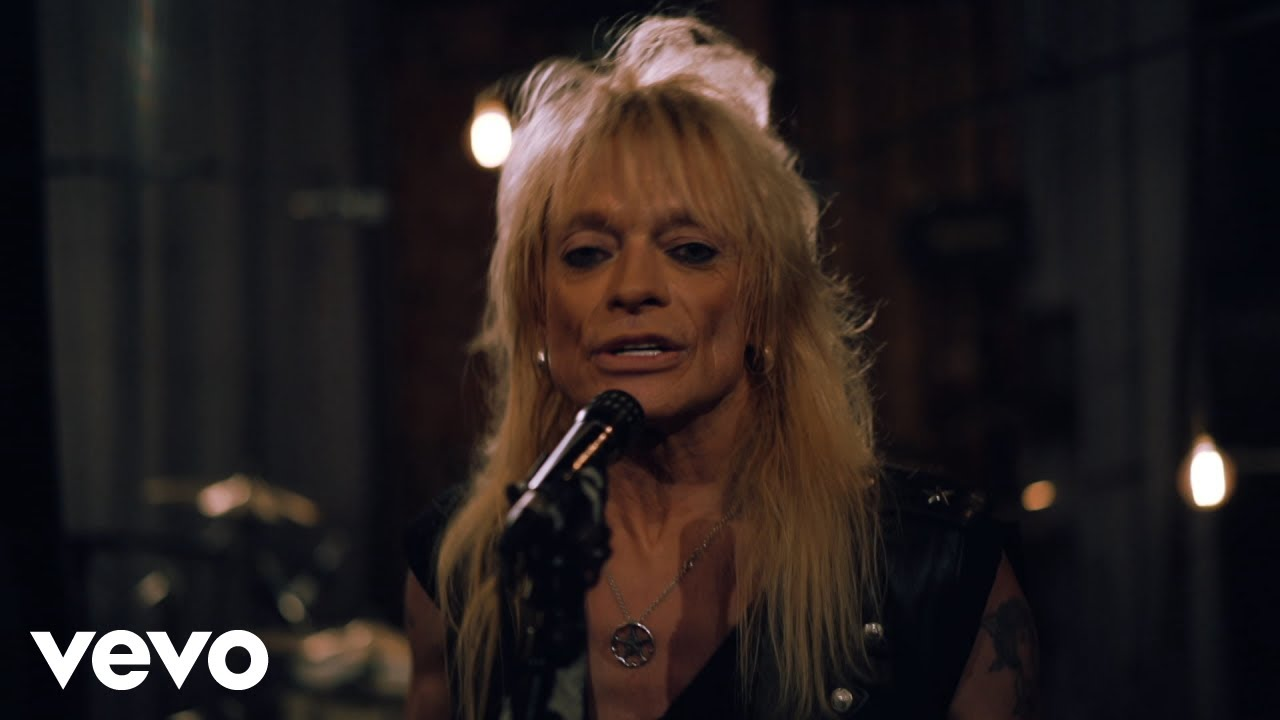 MICHAEL MONROE - Fight back blues