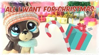 All I Want For Christmas ~LPS MV~ Stopmotion