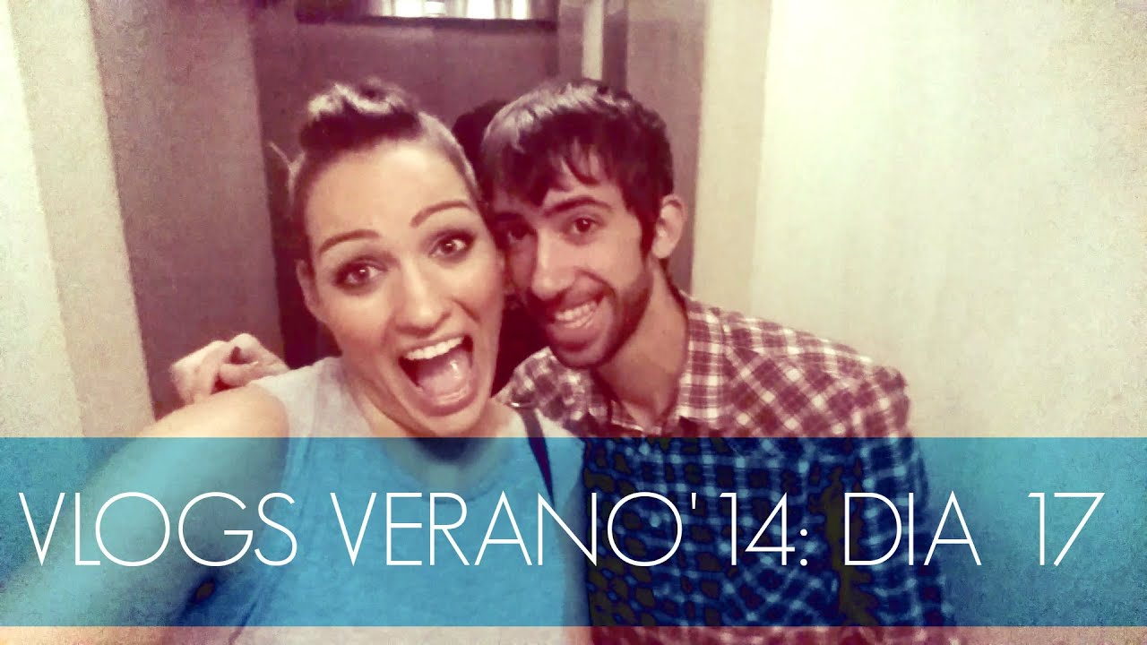 #selfiedeascensor (VLOGS DIARIOS: Vernao'14) DÍA 17