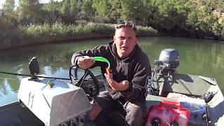 Рыбалка ловля сома на спиннинг