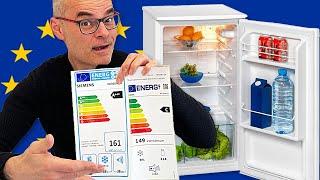 Ist mein neuer A+++ Kühlschrank ein Fake? | dieserdad