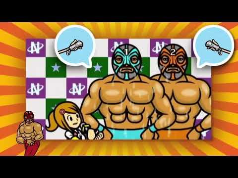 Видео № 0 из игры Beat the Beat: Rhythm Paradise [Wii]