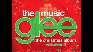Glee - Santa Baby (Christmas Album Volume 2)