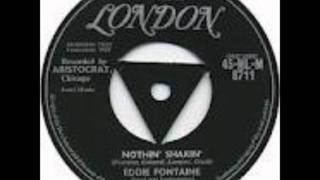 Eddie Fontaine   Nothing Shakin