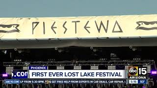Phoenix music festival — Lost Lakes — kicks off tomorrow!