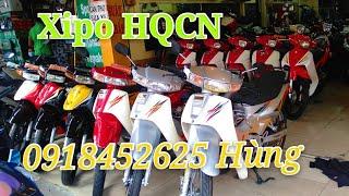 Tiệm xe xipo 2 Sport Hùng Gò Vấp - xipo 120- xipo 110- 'HQCN' Phần1 |Ngố Nguyễn