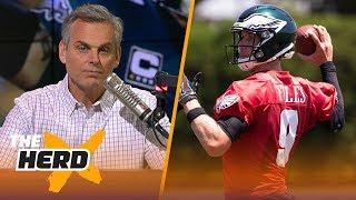 Colin Cowherd's 2018 NFC East preseason predictions | NFL | THE HERD