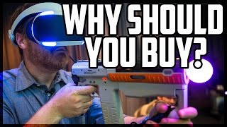 Why You Should Buy The PlayStation VR - Top 5 Reasons