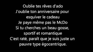 Orelsan  Pour Le Pire. (Parole)