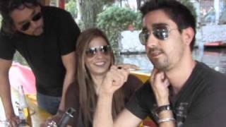 Un dia con Alex, Jorge y Lena en Xochimilco