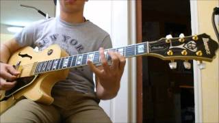Being With You - George Benson (Jephte Falck Cover)