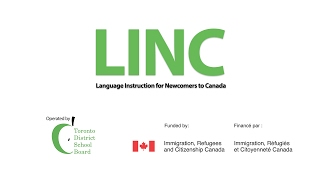 Free English Classes for Newcomers at TDSB LINC