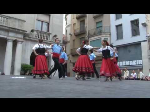 Trobada d'Esbarts de les comarques de Girona a Figueres