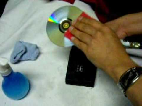 how to fix a scratched disc without toothpaste