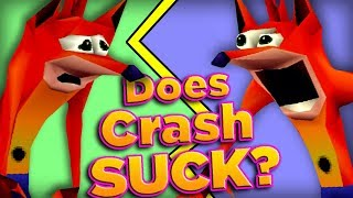 Is Crash Bandicoot OVERRATED?! (Crash Bandicoot N Sane Trilogy) – Deadlock