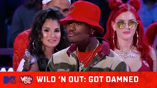 These 'Got Damned' Roasts Are On Fire 🔥 ft. Shiggy & T-Pain   Wild 'N Out   #GotDamned