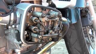 BMW Motorrad R850R R1100R oilhead 40k service maintenance repair flat boxer engine. Please share!